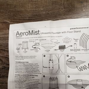Other - Brand new never used from qvc aero mist ultrasonic